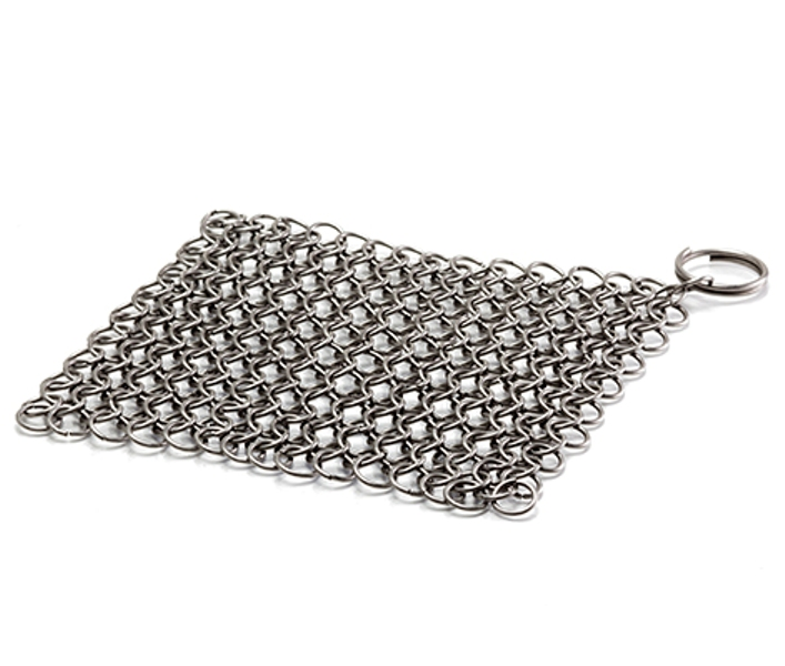 Petromax Chain Mail Cleaner for Cast/Wrought Iron