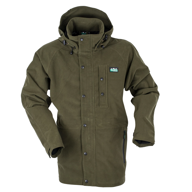 Ridgeline Monsoon Classic Waterproof Jacket - Field Olive