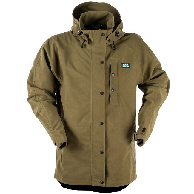 Ridgeline Monsoon Classic Waterproof Jacket - Teak