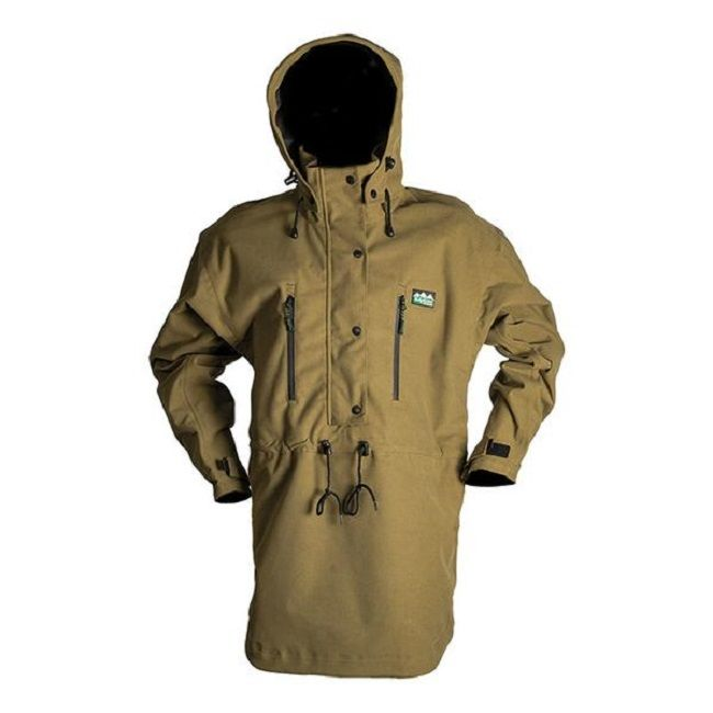 Ridgeline Monsoon Classic Waterproof Smock Anorak - Teak