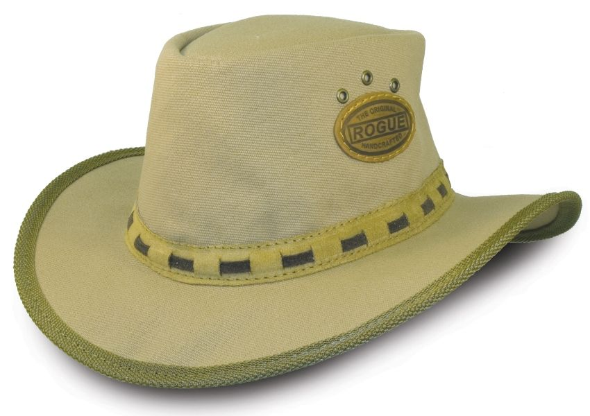 Rogue Canvas Hat - Khaki