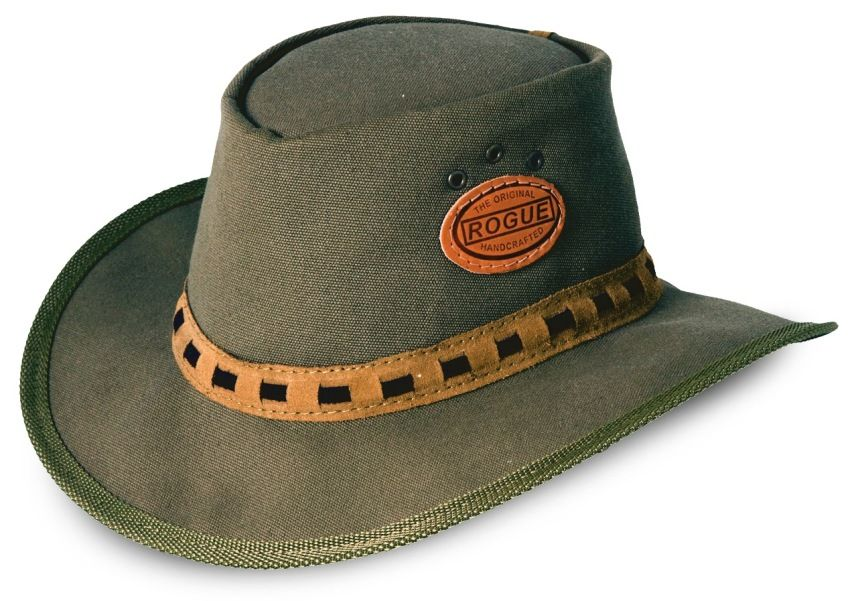 Rogue Canvas Hat - Olive