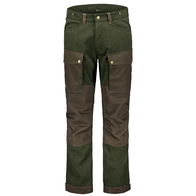 Sasta Kare Trousers - Dark Forest