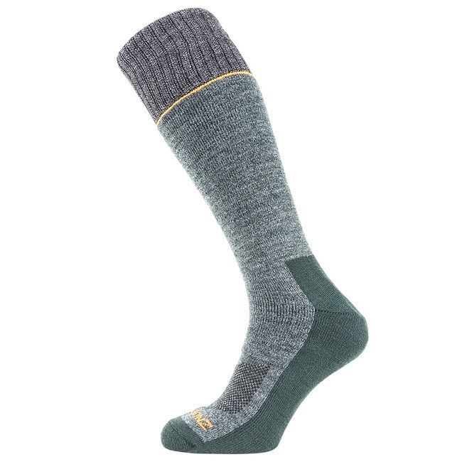 Sealskinz Quickdry Knee Length Sock - Ideal for Hi-Leg Boots