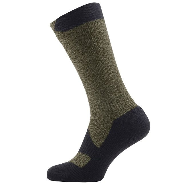 Sealskinz Walking Waterproof Socks - Mid