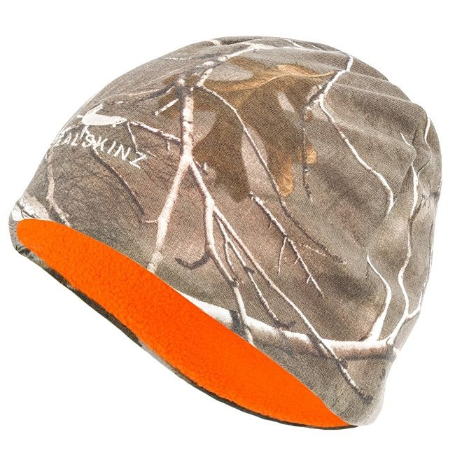 Sealskinz Waterproof Beanie - Reversible Camouflage