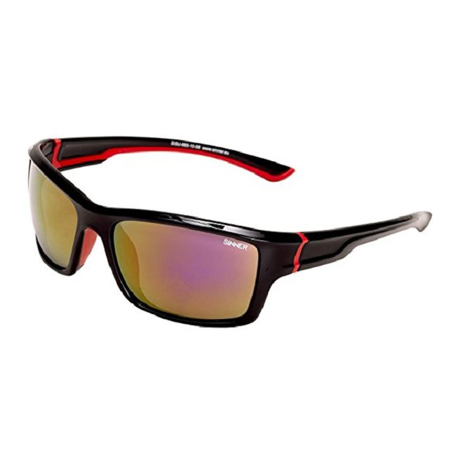 Sinner Cayo Sunglasses - Black