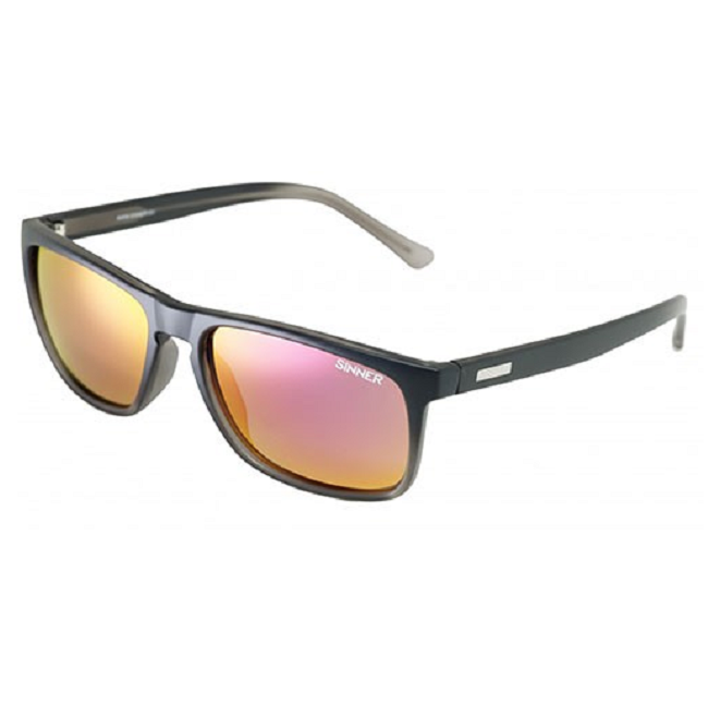 Sinner Oak Sunglasses - Black