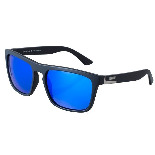 Sinner Thunder Sunglasses - Black