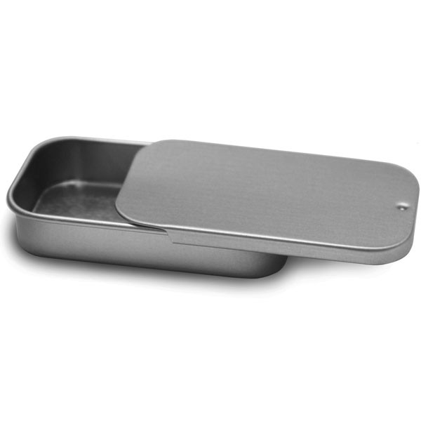 Sliding Lid Tinder Tin - 10ml
