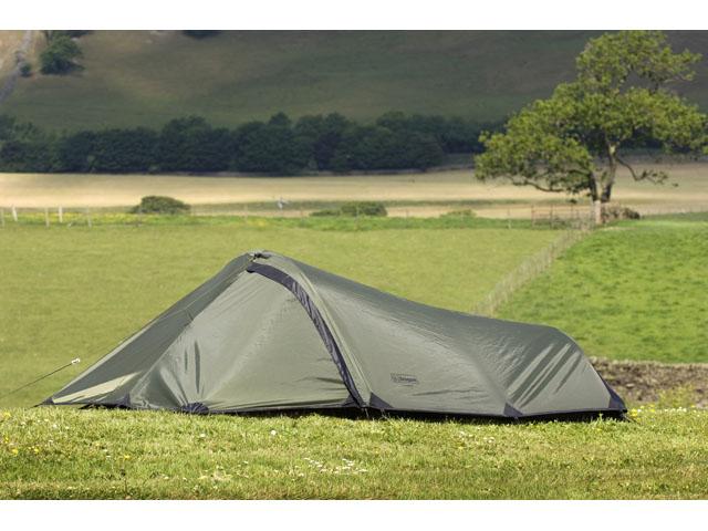 & Snugpak Ionosphere 1 man Tent