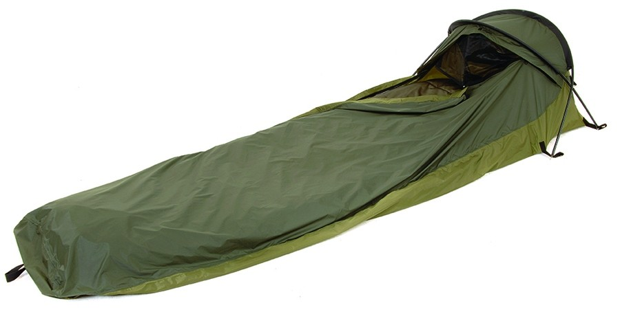 sc 1 st  The Bushcraft Store & Snugpak Stratosphere Hooped Bivvi Bag - a great one man tent