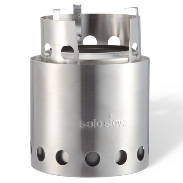 Solo Stove - Brilliant, Natural Fuel Backpacking Stove