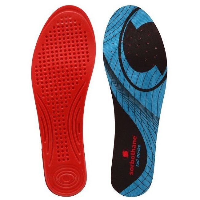 Sorbothane Insoles - Full  Strike