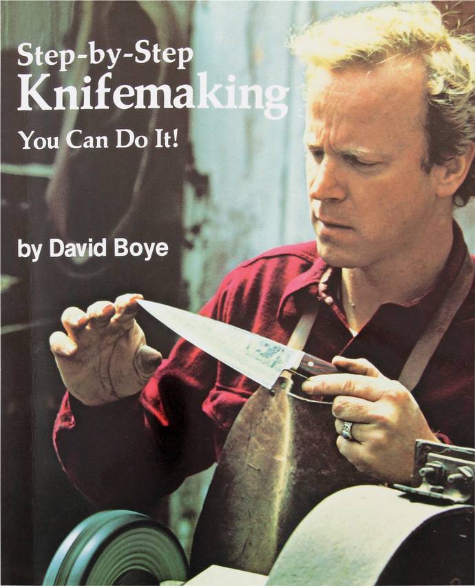 Step By Step Knife Making Book