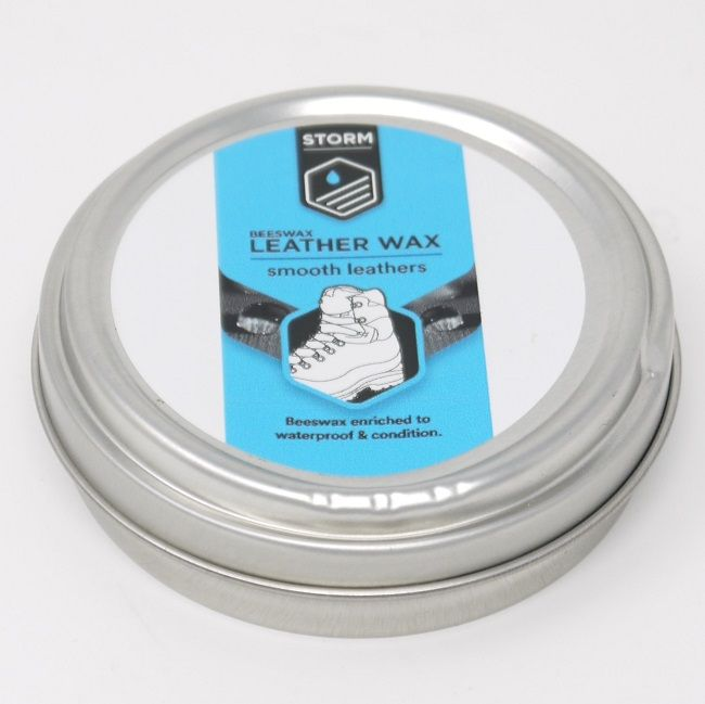 Storm Beeswax Leather Wax