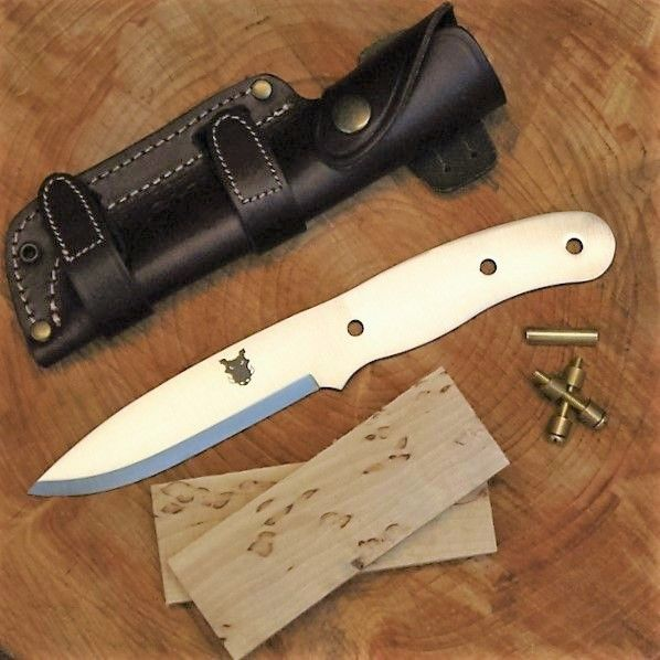 TBS Boar Bushcraft Knife Kit - Make your own Boar - Kit 3