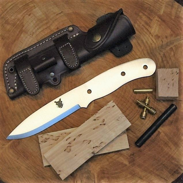 TBS Boar Bushcraft Knife Kit - Make your own Boar - Kit 4