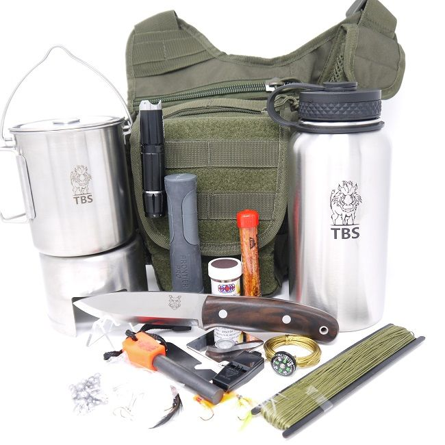 TBS Go Bag Survival Kit