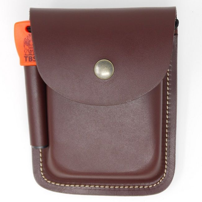 TBS Leather Possibles Pouch - A perfect equipment pouch for daily essentials