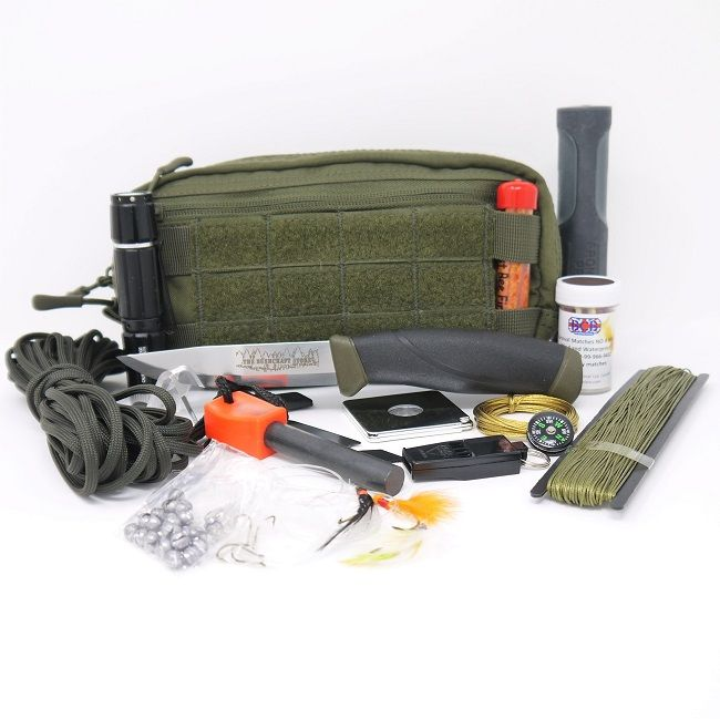 TBS Medium Belt Survival Kit