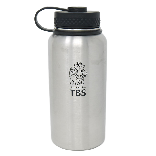TBS Stainless Steel Water Bottle