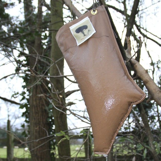 The Brown Filter Bag - The Millbank Bag is Back