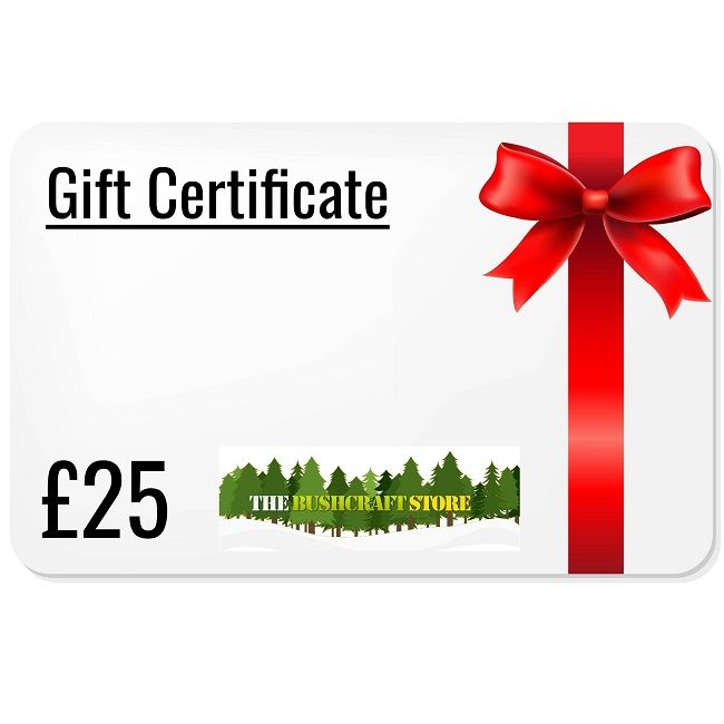 The Bushcraft Store Gift Certificate / Voucher