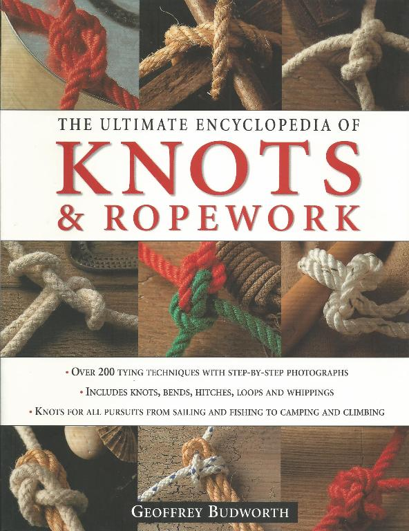 The Ultimate Encyclopaedia of Knots & Ropework Book