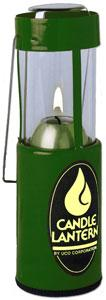 UCO 9 hour Candle Lantern - Green