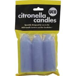 UCO 9 Hour Candles - Citronella