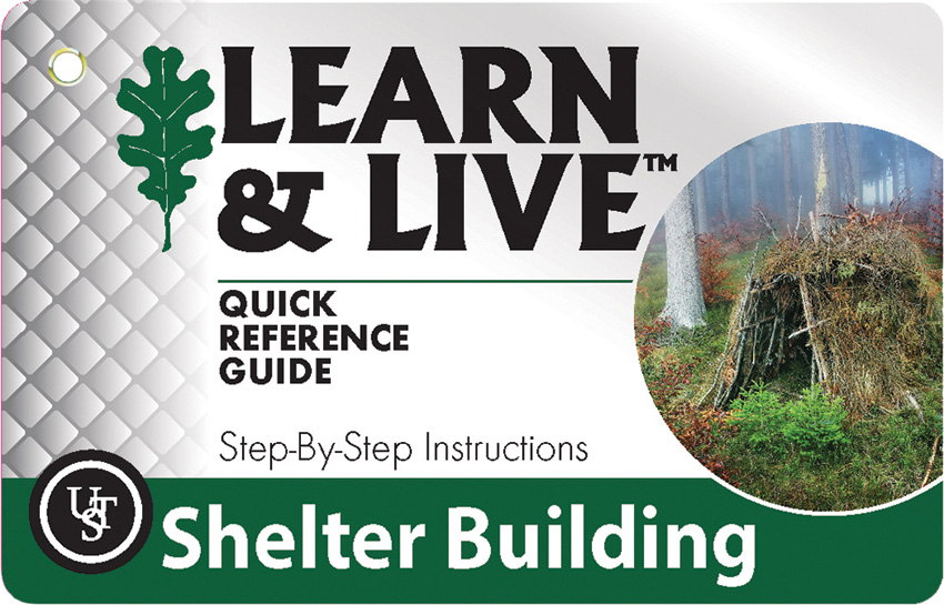 UST Learn & Live Cards - Shelter