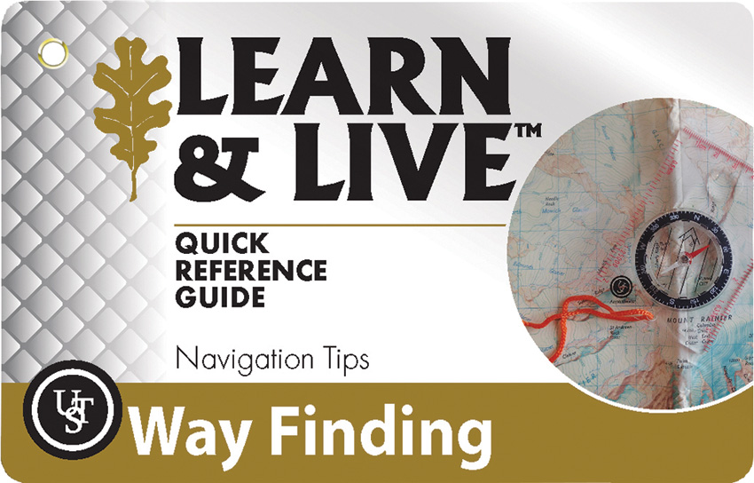 UST Learn & Live Cards - Way Finding