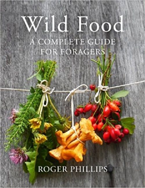 Wild Food - A complete guide book for Foragers