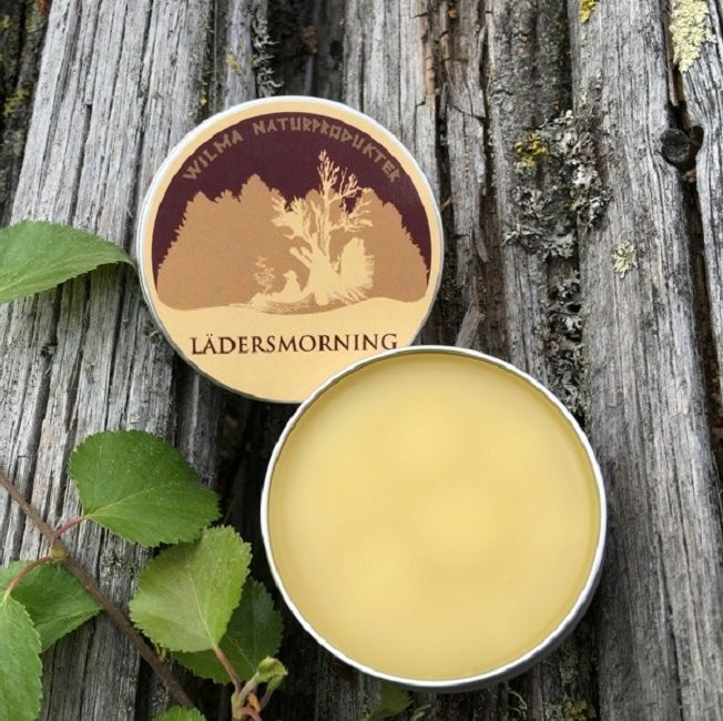 Wilmas Lädersmorning Leather Conditioner and Waterproofer