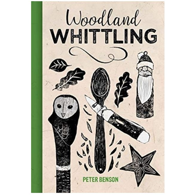 Woodland Whittling Book