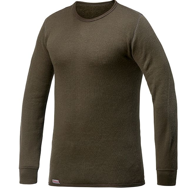 Woolpower Ullfrotte Crew Neck Top - 200