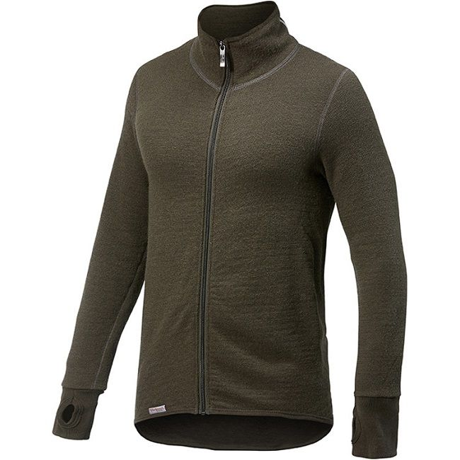 Woolpower Ullfrotte Full Zip Jacket - 400
